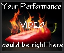 Your Performance Video Could be right here