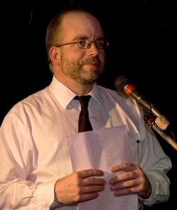 David Clink Poet w